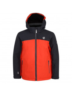 copy of Veste de Ski Junior Neuve Dare 2B Entail Jkt Fiery Coral Taille 5/6ans, 7/8ans, 9/10ans, 11/12ans, 13ans Home