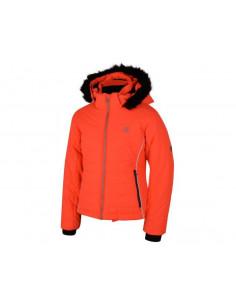 Veste de Ski Junior Neuve Dare 2B Predate Jkt Fiery Coral Taille 7/8ans Accueil