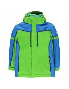 Veste de Ski Junior Neuve Nevica Meribel Green Blue 11/12ans et 13ans Accueil