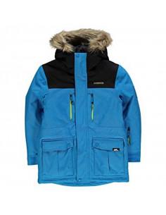Veste de Ski Neuve No Fear Boost Ski Jkt Blue Junior Taille 9/10ans, 11/12ans Accueil