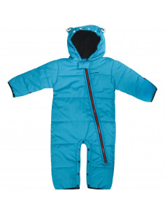 Combinaison de ski Neuve Dare 2B Break The Ice Fluro Blue Taille 0/6m, 6/12m, 12/18m Equipements