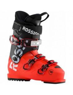 Chaussures de ski Neuves Rossignol Evo R Black Red 2021 Taille de 26 à 30.5 Mondopoint Home