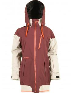 Veste de Ski Femme Neuve Armada Gypsum Fig Taille XS, S, M Accueil