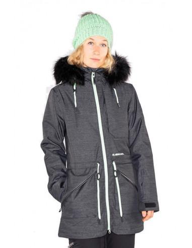 Veste de Ski Femme Armada Lynx Black Taille XS, S, M, L Home