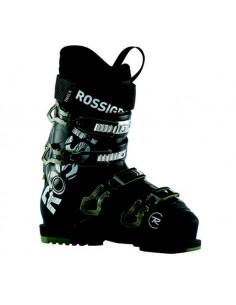 Chaussures de ski Neuves Rossignol Track Rental Black Khaki 2021 Taille de 26.5 à 30.5 Mondopoint Accueil