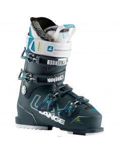 Chaussures de ski Neuves Lange LX90 W Deep Petrol Blue 2021 Taille de 23.5 à 26.5 Mondopoint Home