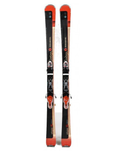 Ski Test Rossignol Famous 6 2019 + Look XPRESS Taille 142cm, 149cm, 156cm, 163cm Home