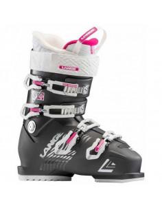 Chaussures de ski Neuves Lange SX 80 W Anthracite 2019 Taille de 23.5 à 26.5 Mondopoint Home