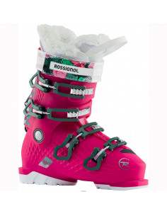 Chaussures de ski Neuves Rossignol Alltrack 70W Raspberry 2021 Taille de 23.5 à 26.5 Mondopoint Home