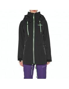 Veste de Ski Femme Neuve Armada Gypsum Black Taille S Accueil
