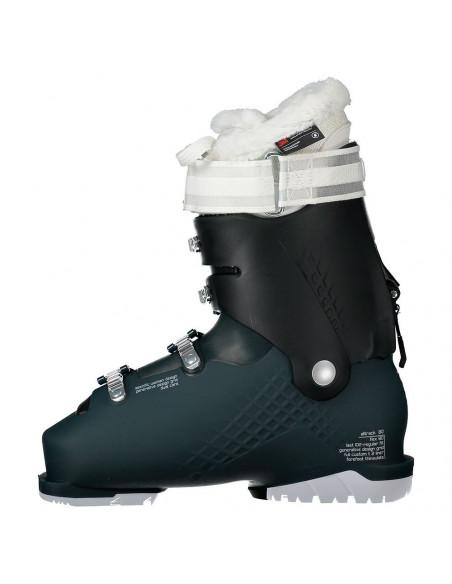 Chaussures de ski Neuves Rossignol Alltrack 80W Black Green 2021 Taille de 23.5 à 26.5 Mondopoint Home