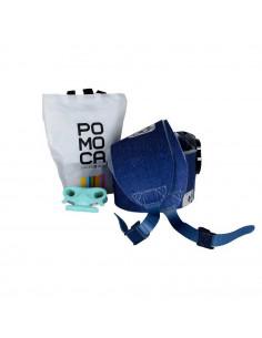 Set de Peaux Pomoca Free Pro Ready 2Climb 123mm Recoupable Taille XS(145/160cm), S(155/170cm), M(165/180cm) Accueil