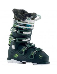 Chaussures de ski Neuves Rossignol Alltrack Pro 100W Dark Green 2021 Taille de 23.5 à 26 Mondopoint Home