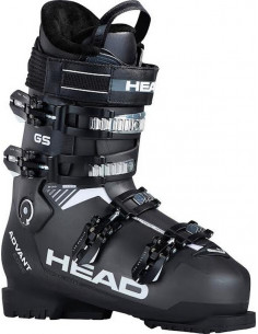 Chaussures de ski Neuves Head Advant Edge GS Black 2020 Taille 29 Mondopoint Home