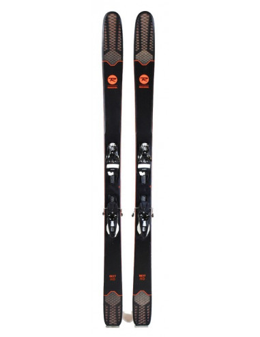 Ski Test Rossignol Sky 7 HD Konect 2019 Taille 156cm, 164cm, 172cm, 180cm, 188cm + Fix Look NX 12 Konect WTR Home