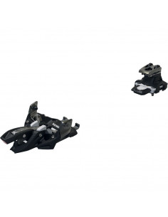 Fixations de Ski de Rando Marker Alpinist 8 Black Titanium 2021 Accueil