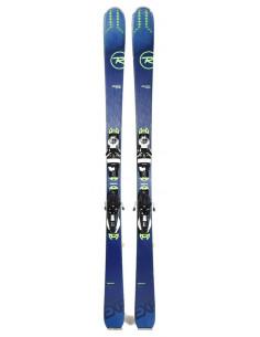 Ski Test Rossignol Experience 84 Ai 2020 + Fix NX 12 Konect Dual WTR B90 Taille 152cm Home
