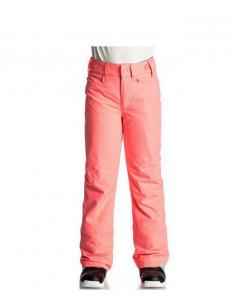 Pantalon de ski Junior Roxy Backyard Pant Girl Neon