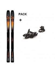 Pack Ski de Randonnée Dynafit Speedfit 84 Taille 167cm + Fix Marker Alpinist 10 Home