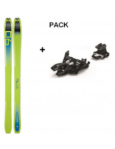 Pack Ski de Randonnée Dynafit Speed 90 2020 Taille 176cm + Fix Marker Alpinist 10 Home
