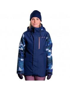 Veste de Ski Femme Neuve Armada Kasson Goretex Navy Taille XS Accueil