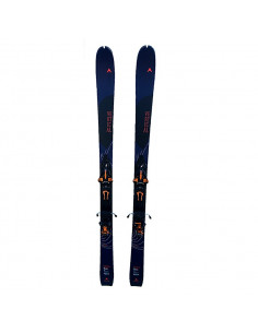 Pack Ski de Randonnée Occasion Dynastar Vertical Pro 2021 + Fix King Pin 13 Demo + Peaux Taille 154cm, 162cm, 170cm Home