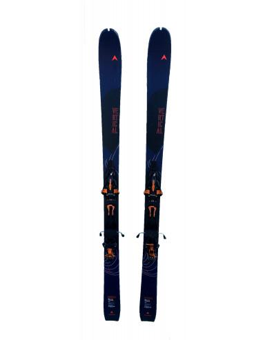 Pack Ski de Randonnée Occasion Dynastar Vertical Pro 2021 + Fix King Pin 13 Demo + Peaux Taille 154cm, 162cm, 170cm Home