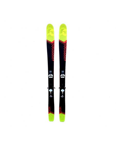 Ski Test Rossignol Soul 7 HD 2017 Taille 180cm, 188cm + Fix Look NX 12 Konect Home