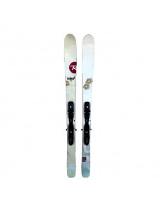 Ski Test Rossignol Saffron 2015 Taille 162cm, 170cm + Fix Look NX 12 Home