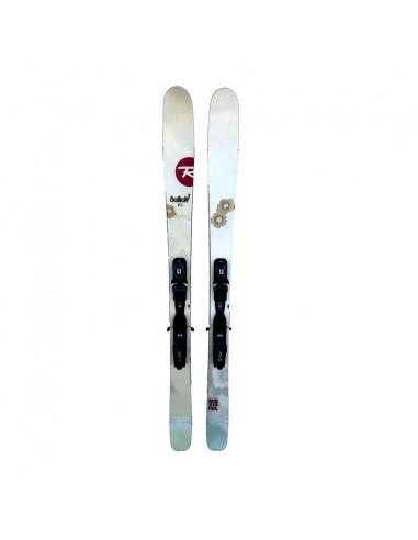 Ski Test Rossignol Saffron 2015 Taille 162cm, 170cm + Fix Look NX 12 Home