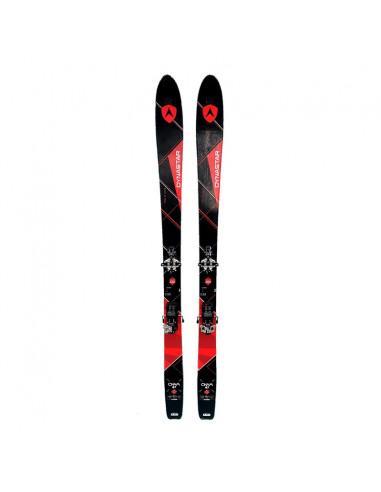 Pack Ski de Randonnée Occasion Dynastar Cham 87 + Fix Plum Summit 12 + Peaux Taille 172cm Home