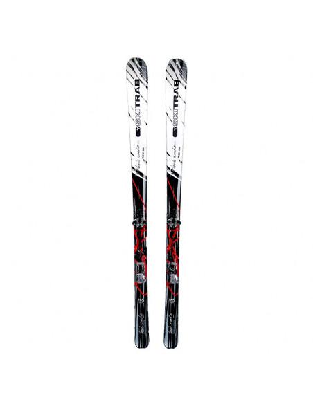 Pack Ski de Randonnée Occasion Ski Trab  + Fix Plum Guide 12 + Peaux Taille 178cm Home