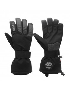 Gants de Ski Mixte Nevica Boost Glove Black Home