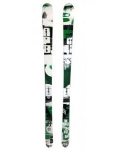 Ski Freestyle Amplid Town Ship APO White Green nu Taille 176cm