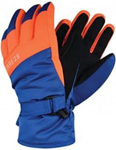 Gants de Ski Junior Neufs Dare 2B Mischievous Blue Home