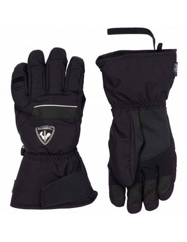 Gants de Ski Junior Neufs Rossignol Tech Impr Black Accueil