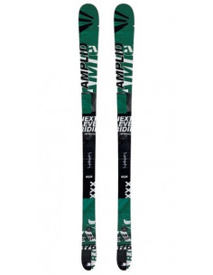 Ski Freestyle Amplid Town Ship White Green 2013 Taille 176cm