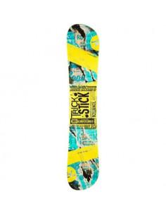 Snowboard Test Rossignol Trick Stick 2018 Taille 150cm Home