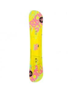 Snowboard Test Rossignol Trick Stick 2019 Taille 150cm, 154cm, 158cm, 162cm Wide, 166cm Wide Home