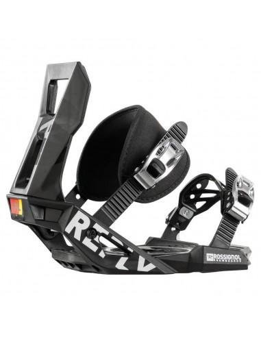 Fixations de snowboard Neuves Rossignol Reply R S/M35/41) Home