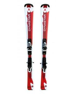 Ski Test Dynastar MX R 2019 Taille 142cm + Fix Look Xpress 10 Accueil