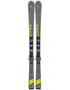 Pack Ski Neuf Dynastar Speed Zone 6 RL 2021 Taille 151cm, 158cm, 165cm, 172cm + Fix Look Xpress 10 Home