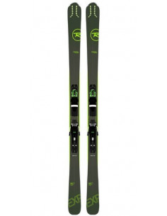 Rossignol Experience 80 Ci 2020 + Look Xpress 11 Taille 158cm, 166cm, 174cm Home