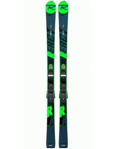 Rossignol React R4 Sport Ca 2020 + Look Xpress10 Taille 154cm, 170cm Accueil