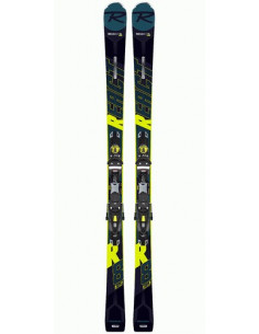 Rossignol React R8 Hp 2020 + Look NX12 Taille 163cm, 170cm Home