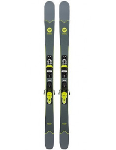 Rossignol Smash 7 2019 + Look XPRESS 10 B93 Taille 150cm Accueil