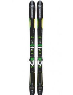 Dynastar Legend X88 2019 Look NX12 Konect Dual BK/GREEN Taille 166cm, 173cm, 180cm Accueil
