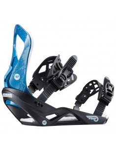 Fixations de snowboard Neuves Rossignol Viper 2019 homme Taille S/M(38/41), M/L(41/45) Accueil