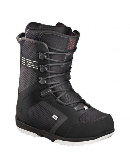 Boots de Snow Neuves Head Scout Pro Black Taille 26(40.5) Accueil