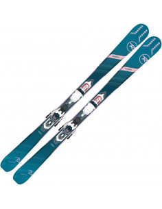 Rossignol Experience 74W 2020 + Look Xpress 10 Taille 136cm, 144cm, 152cm, 160cm Home